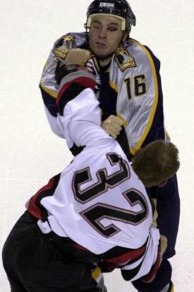 2001 Buffalo Sabres Season