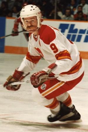 1982 Calgary Flames Season