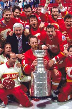 1989 Calgary Flames Season