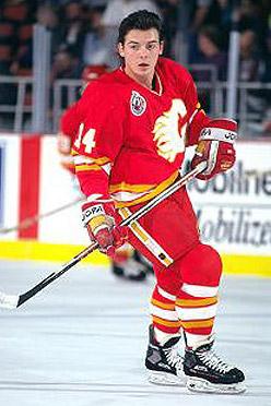1993 Calgary Flames Season