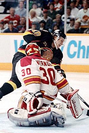 1994 Calgary Flames Season