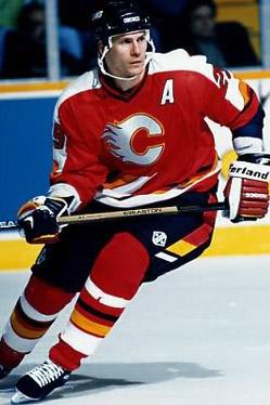 1996 Calgary Flames Season