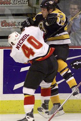 2002 Calgary Flames Season