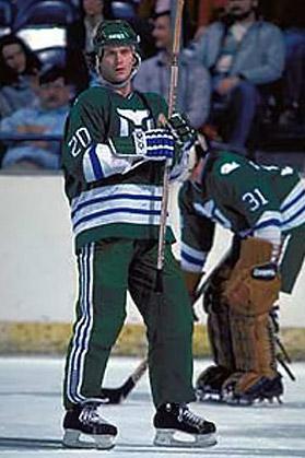 1983-84 Hartford Whalers Season