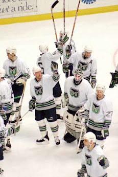 1995-96 Hartford Whalers Season
