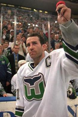 1996-97 Hartford Whalers Season