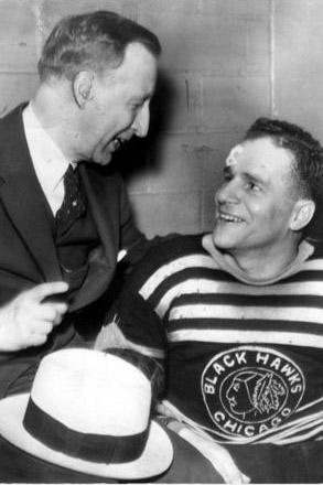 1933 Chicago Blackhawks Season
