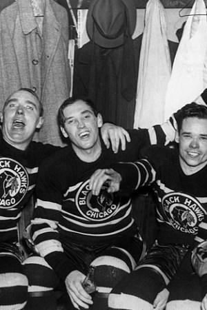 1937 Chicago Blackhawks Season
