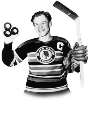 1943 Chicago Blackhawks Season