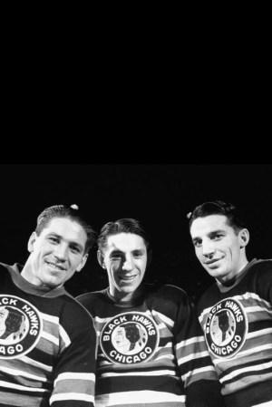 1952 Chicago Blackhawks Season