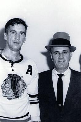 1954 Chicago Blackhawks Season