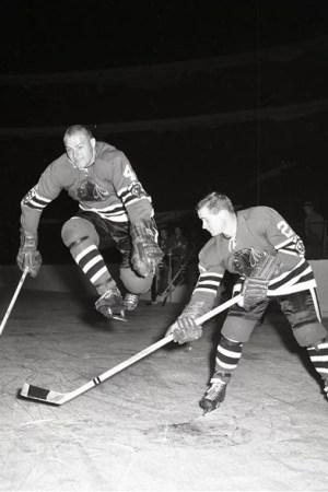 1958 Chicago Blackhawks Season