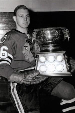 1960 Chicago Blackhawks Season
