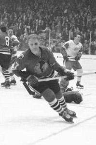 1963 Chicago Blackhawks Season