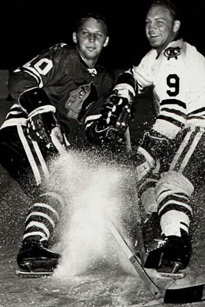 1964 Chicago Blackhawks Season