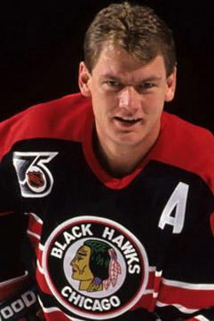 1984 Chicago Blackhawks Season