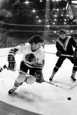 1985 Chicago Blackhawks Season