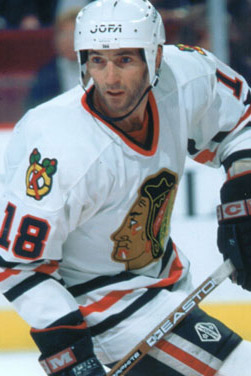 1986 Chicago Blackhawks Season