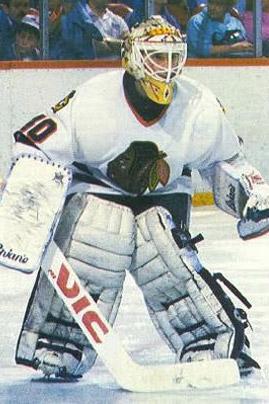 1987 Chicago Blackhawks Season