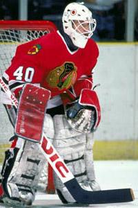 1988 Chicago Blackhawks Season