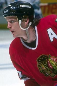 1989 Chicago Blackhawks Season