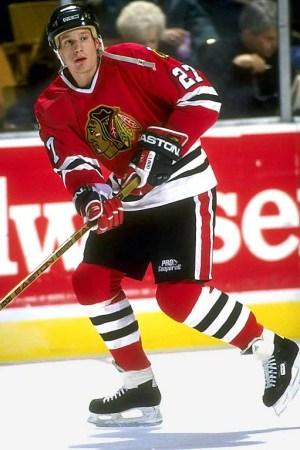 1990 Chicago Blackhawks Season