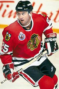 1992 Chicago Blackhawks Season