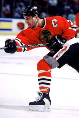 1995 Chicago Blackhawks Season