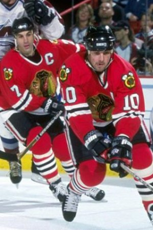 1999 Chicago Blackhawks Season