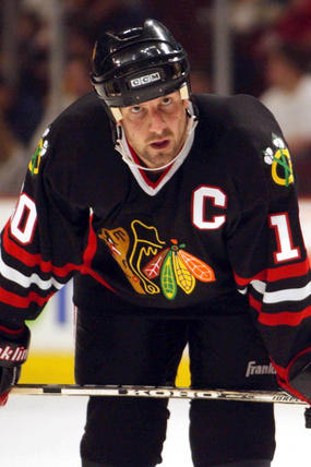 2002 Chicago Blackhawks Season