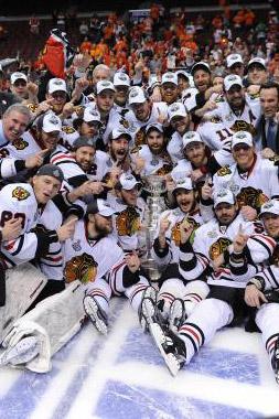 2010 Chicago Blackhawks Season