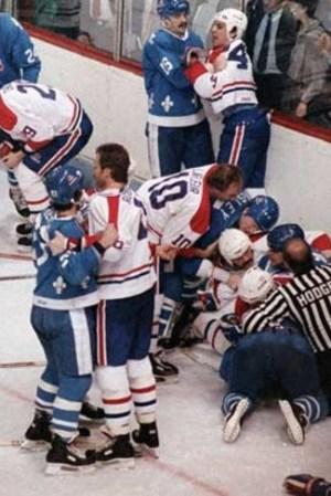 1983-84 Quebec Nordiques Season