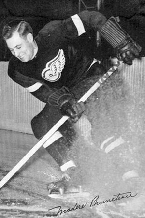 1934-35 Detroit Red Wings Season