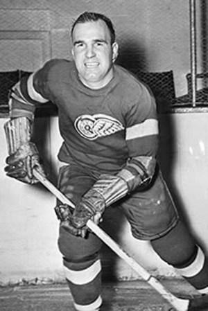 1938-39 Detroit Red Wings Season