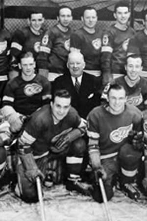 1941-42 Detroit Red Wings Season