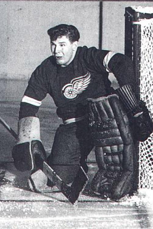 1945 Detroit Red Wings season