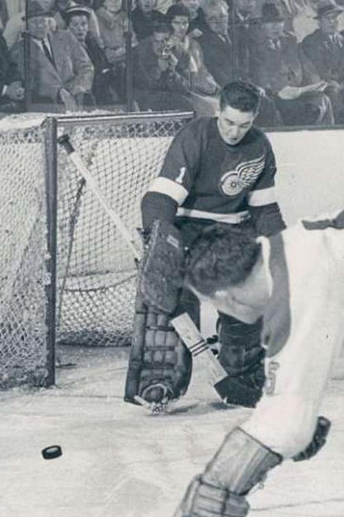 1953 Detroit Red Wings season