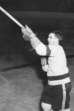 1955-56 Detroit Red Wings Season