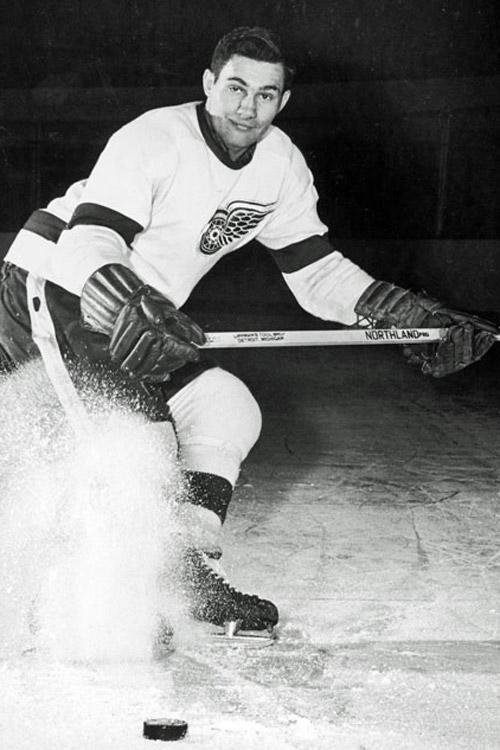 1957 Detroit Red Wings season