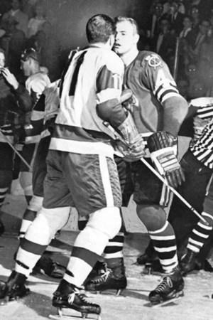 1960-61 Detroit Red Wings Season