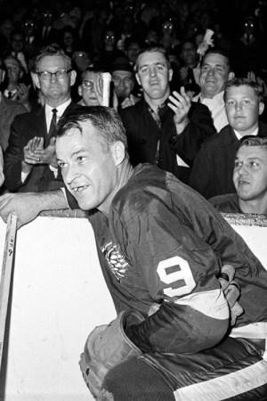 1962-63 Detroit Red Wings Season
