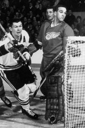 1966-67 Detroit Red Wings Season