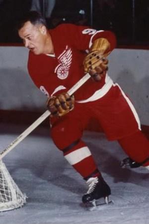 1970-71 Detroit Red Wings Season