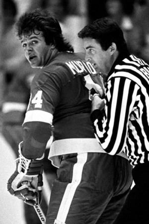 1981-82 Detroit Red Wings Season