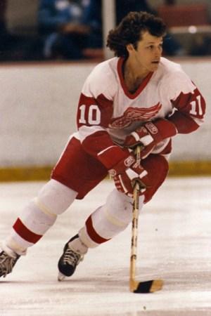 1985-86 Detroit Red Wings Season
