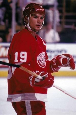1987-88 Detroit Red Wings Season