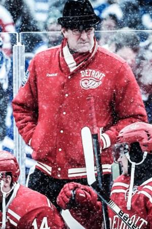 1990-91 Detroit Red Wings Season