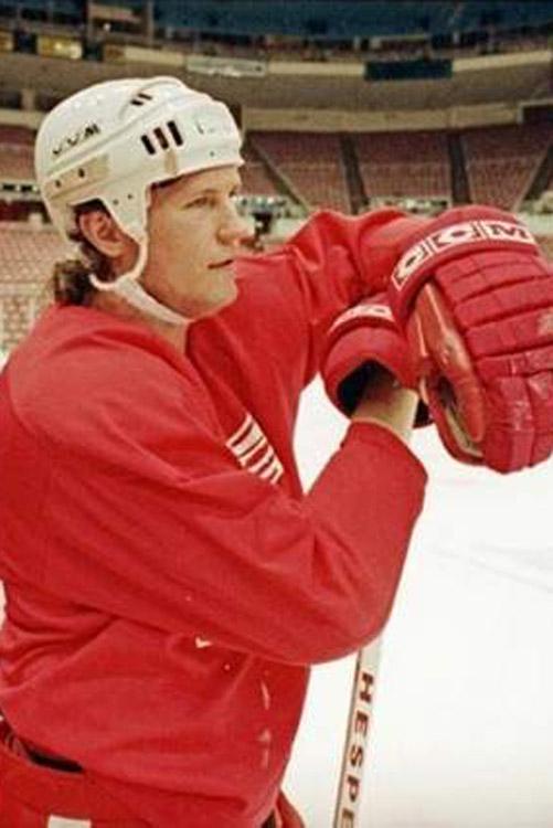 1992 Detroit Red Wings season