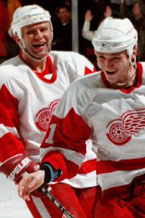1996 Detroit Red Wings season