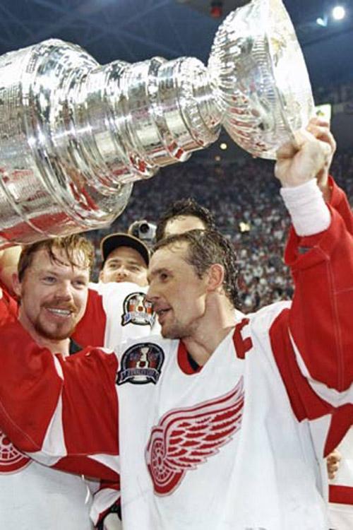 1997 Detroit Red Wings season